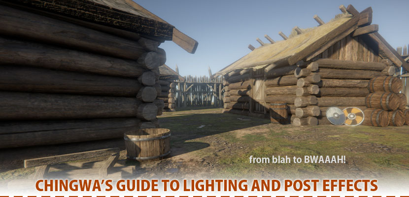Chingwa's Guide to Lighting and Post Effects - Unity Forum